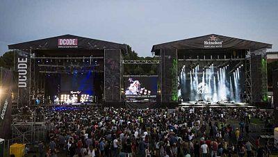 Arranca el festival de música DCODE en Madrid
