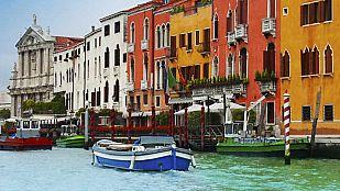 Con mis ojos - Venecia