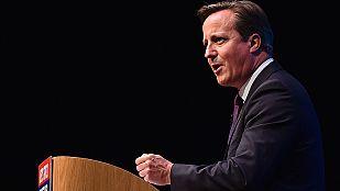 """Cameron advierte de que la independencia de Escocia supondría """"un divorcio muy doloroso"""""""
