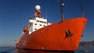 La expedición Malaspina identifica cinco grandes acumulaciones de residuos plásticos en el océano
