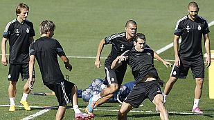 El Madrid comienza a defender su título de Champions ante el Basilea