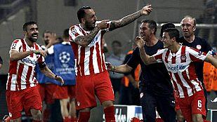 Olympiacos 3 - Atlético de Madrid 2