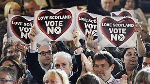 Inglaterra y Escocia, un 'matrimonio' de 300 años