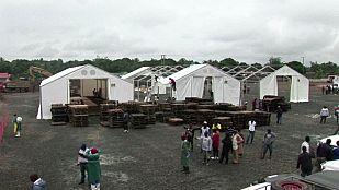 Las ONG insisten en la necesidad de más instalaciones y personal para contener el ébola