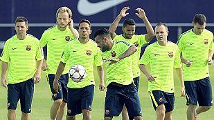 Un Barça con rotaciones para ganar en Champions