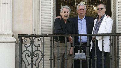 Llega a Madrid 'El loco de los balcones'