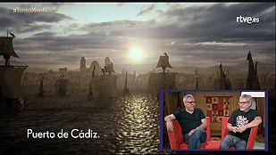 Jordi Frades admite el fallo en la recreación de la catedral de Cádiz