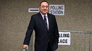 Los escoceses votan para decidir si se separan del Reino Unido