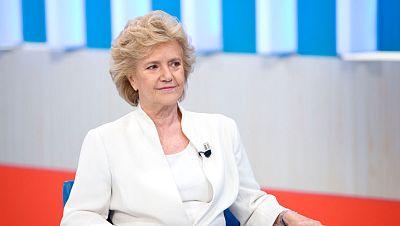 """Soledad Becerril, Defensora del Pueblo: """"Tenemos los peores horarios de Europa"""""""