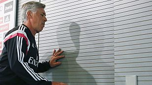 """Ancelotti: """"El Real Madrid va a luchar por todas las competiciones"""""""
