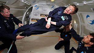 Informe Semanal - El universo de Stephen Hawking