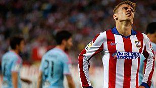 Atlético de Madrid 2 - Celta de Vigo 2