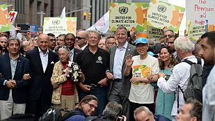 Manifestaciones en todo el planeta contra el cambio climático