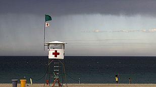 Alerta naranja por lluvias en la costa mediterránea