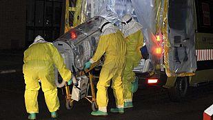 A Manuel García no se le puede aplicar el suero contra el ébola por falta de existencias