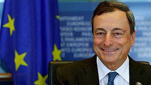 """Draghi alerta de que la recuperación """"pierde impulso"""""""