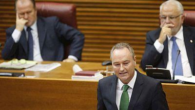 Fabra promete una rebaja fiscal en la Comunidad Valenciana y pide más financiación al Estado
