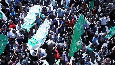 Una operación militar israelí en Hebrón acaba con la vida de dos miembros de Hamás