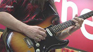 Masterclass 6x3 - Los sonidos de tu guitarra - 24/09/14