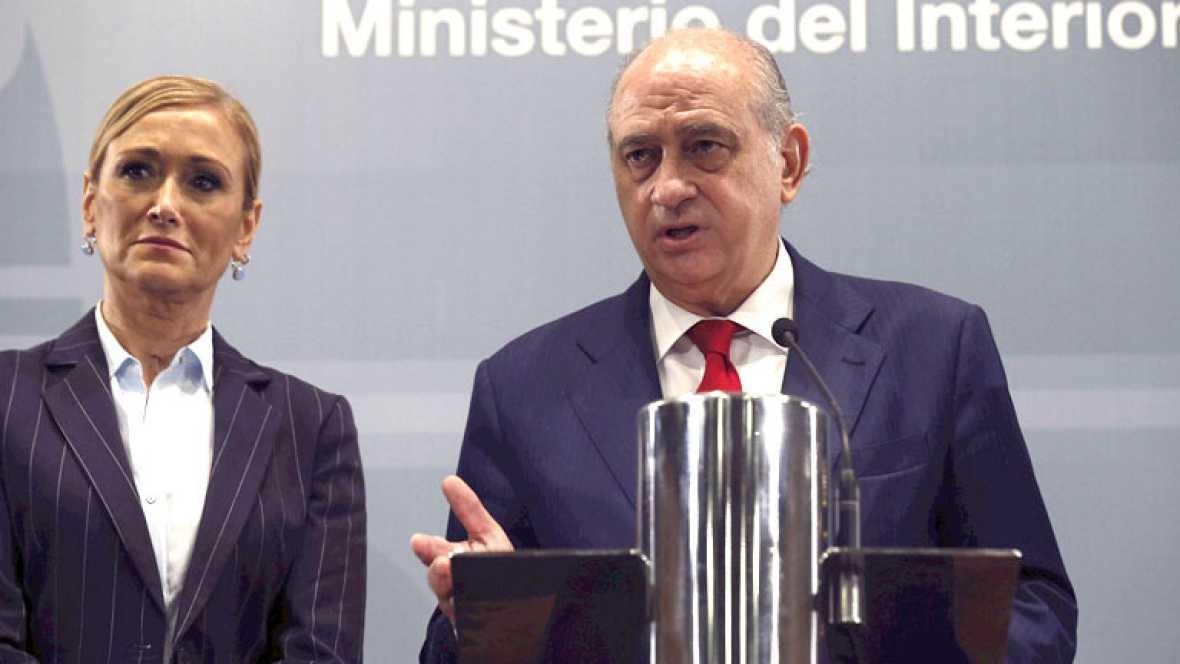 La ma ana ministro del interior var n espa ol de 42 for Ministro del interior espanol