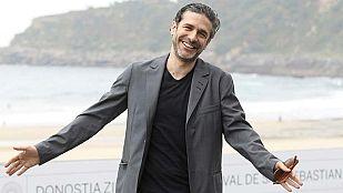 Leonardo Sbaraglia, en el ecuador del Festival de San Sebastián