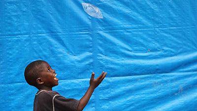 Mamadee, el niño que engañó al Ébola