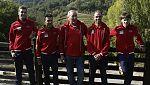 Los ciclistas españoles, a luchar por el maillot arcoiris