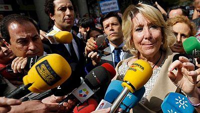 Los agentes declaran ante el juez que dieron el alto a Aguirre, pero hizo caso omiso