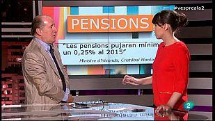 Vespre a La 2 - Economia amb Josep Maria Gay de Liébana