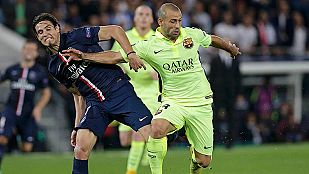 Paris Saint Germain 3 - FC Barcelona 2