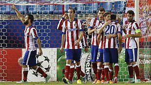 Atlético de Madrid 1 - Juventus 0
