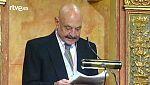 Discurso José Hierro, Premio Cervantes 1998
