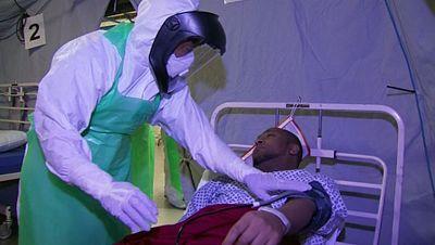 Un médico de Naciones Unidas en Liberia también ha dado positivo por ébola