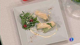 Cocina con Sergio - Pastel de ave con salsa mahonesa de cominos
