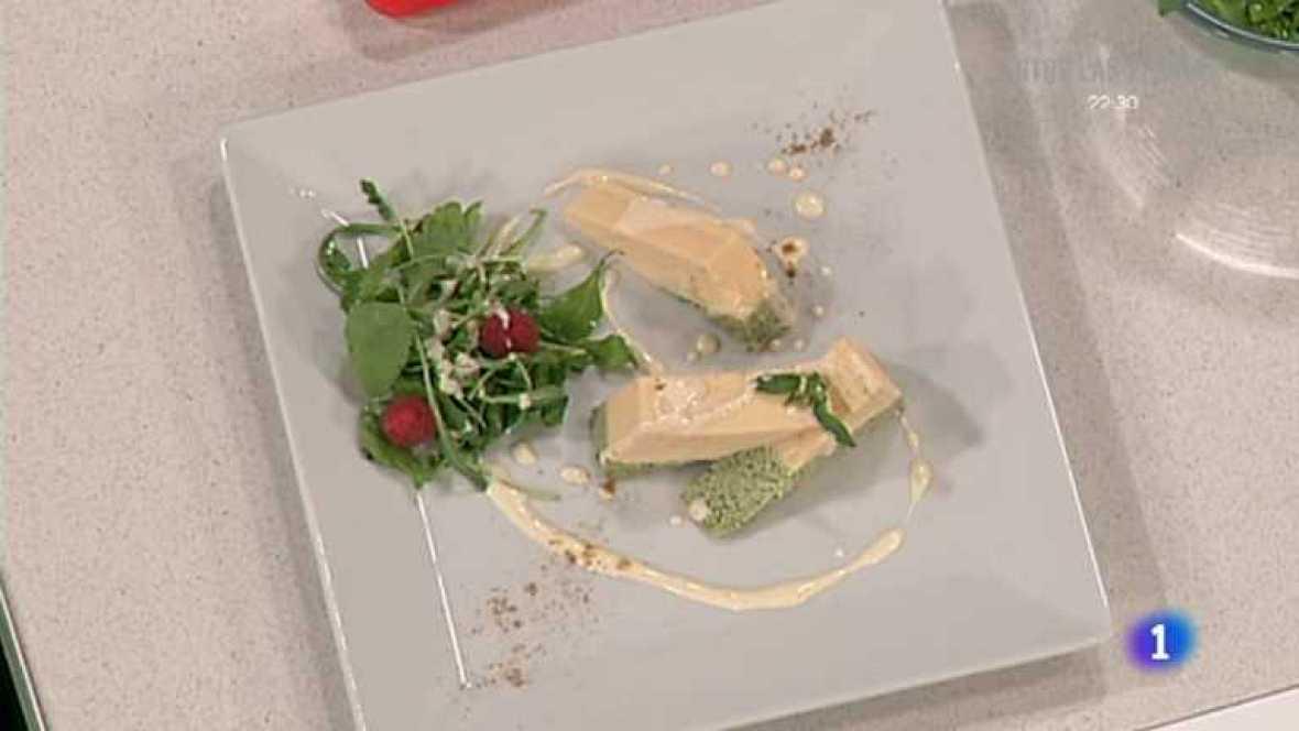 Www Rtve Cocina Con Sergio | Cocina Con Sergio Pastel De Ave Con Salsa Mahonesa De Cominos