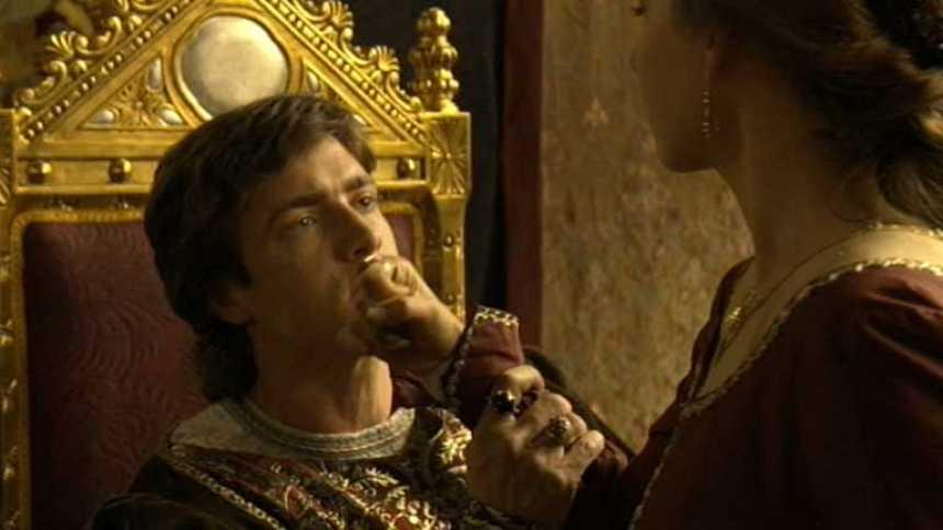 Isabel - Otra bronca de Juana y Felipe