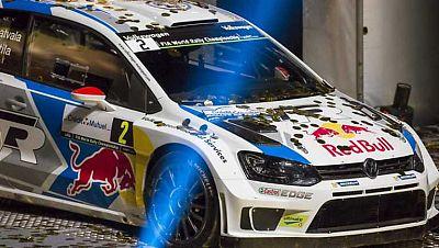 Automovilismo - WRC Campeonato del Mundo: Rally Francia: Resumen - ver ahora