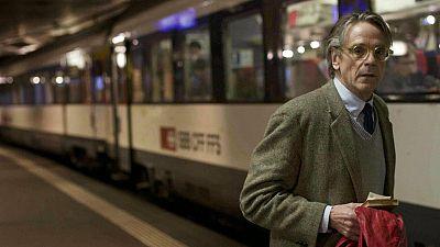 Cine en casa: 'Tren de noche a Lisboa'
