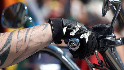 Los amantes de las motos no se podrán citar en Valladolid en la concentración Pingüinos