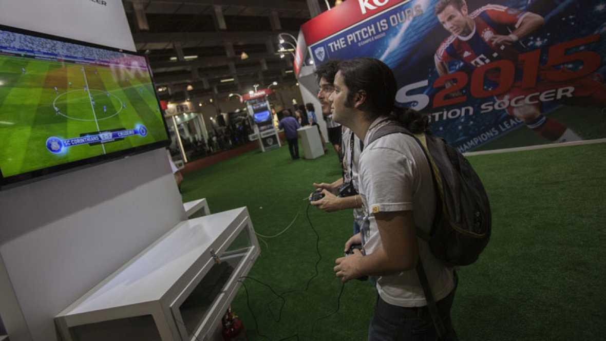 La industria del videojuego en España prevé facturar 413 millones en 2014
