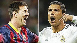 Messi y Cristiano llegan enchufados a la Champions y el 'clásico'