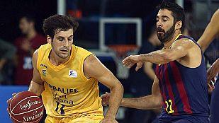 FC Barcelona 89 - Herbalife Gran Canaria 61