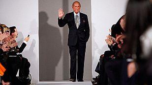 Muere el diseñador dominicano Óscar de la Renta a los 82 años de edad