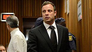 Oscar Pistorius, condenado a cinco años por matar a su novia