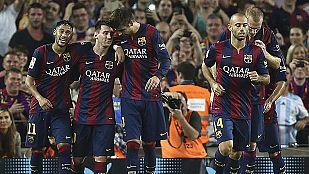 El Barça se mide al Ajax en el inicio de su 'semana grande'