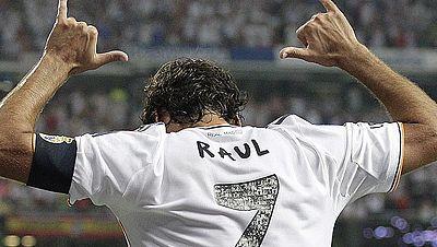 Raúl, al Cosmos