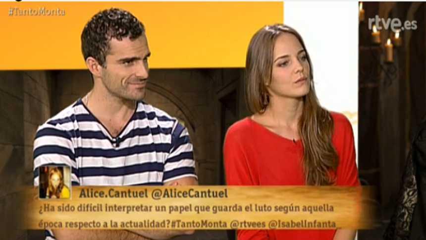 Tanto Monta - Programa 8: María Cantuel y Borja Luna