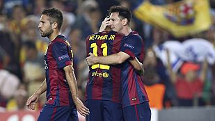 FC Barcelona 3 - Ajax 1