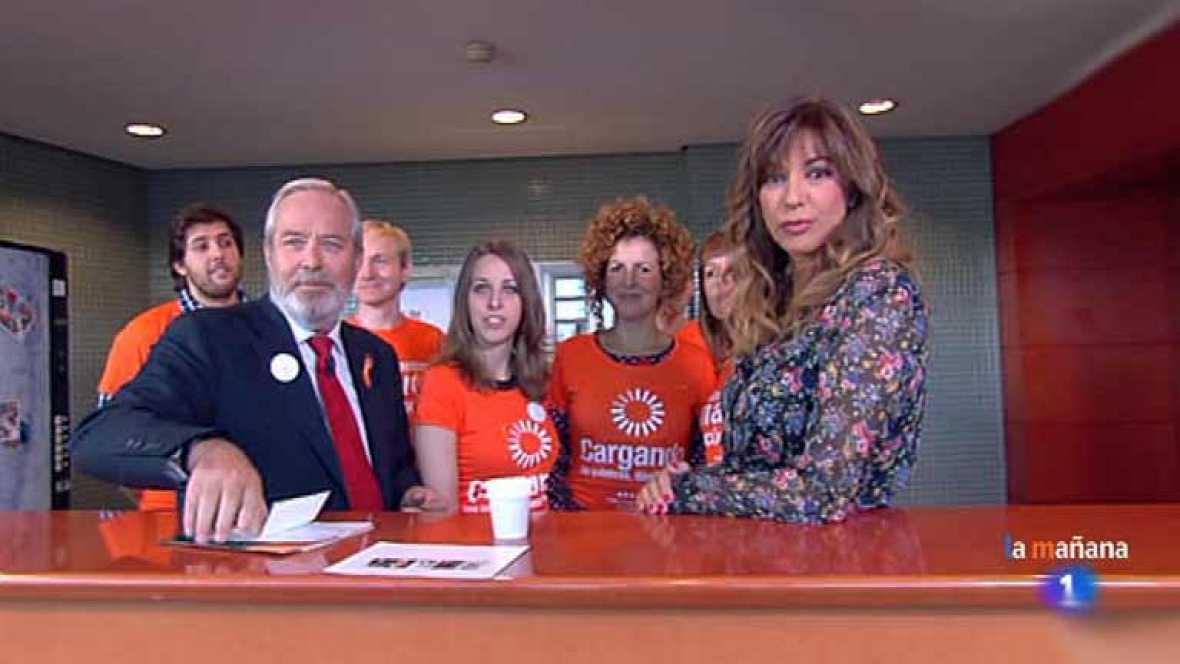 """Café con Adolfo Sánchez: """"Déjanos hablar, escúchanos"""""""