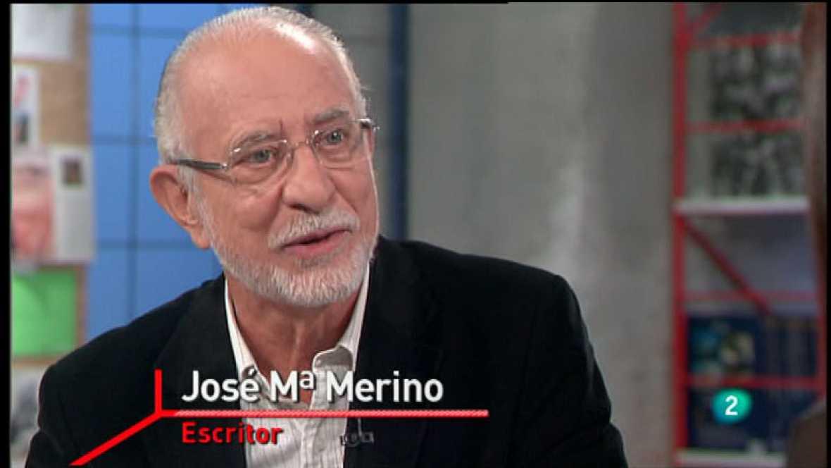 La Aventura del Saber. José Mª Merino. La trama oculta